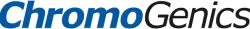 Bild på Emission: ChromoGenics logga.