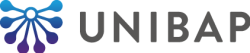 Bild på Emission: Unibap logga.