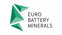 Eurobattery Minerals logo