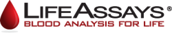 Bild på Emission: LifeAssays logga.