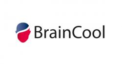 Bild på Emission: BrainCool logga.