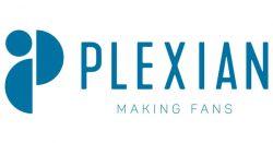 Bild på IPO: Plexian logga.
