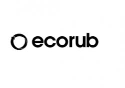 Bild på Emission: EcoRub logga.